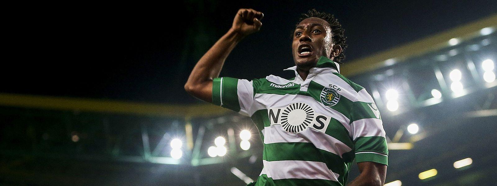 Gelson Martins e os 'leões' voltaram às vitórias