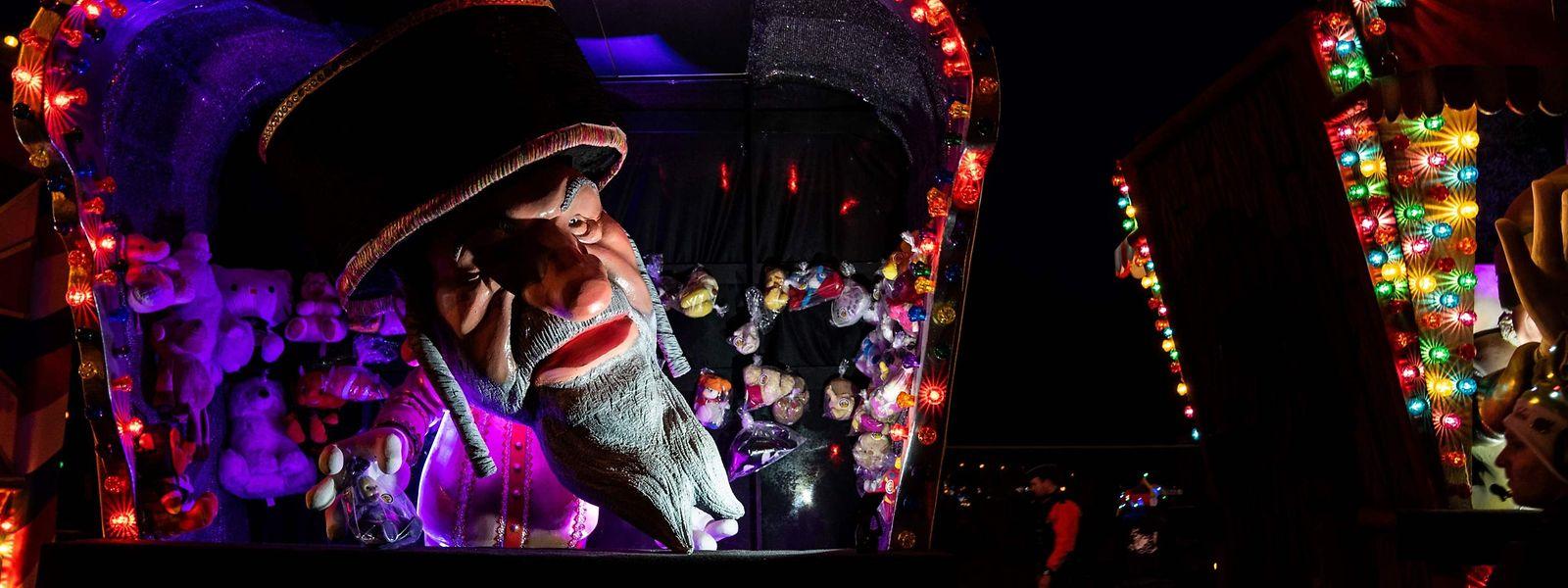 Der Karneval in Aalst war bereits 2019 wegen Antisemitismus-Vorwürfen von der Liste des immateriellen Weltkulturerbes der Unesco gestrichen worden.