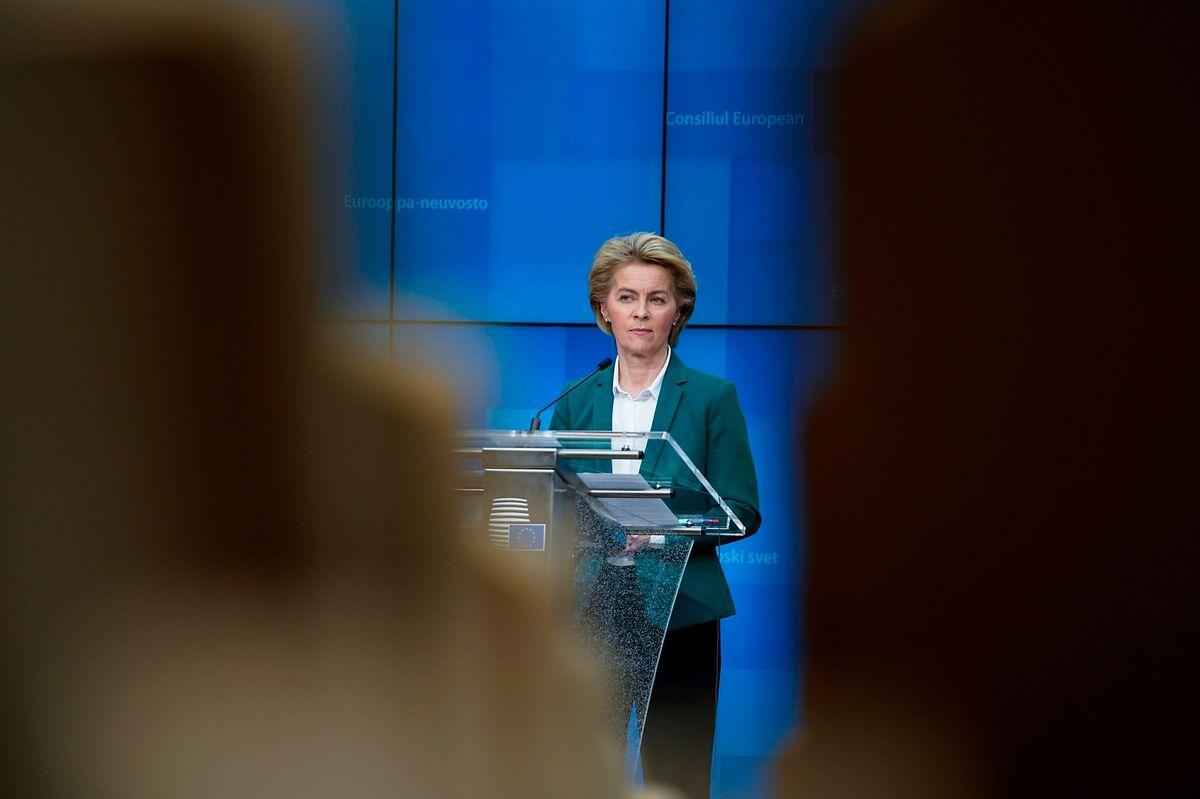EU-Kommissionspräsidentin Ursula von der Leyen zeigte am Dienstag viel Verständnis für Luxemburg.