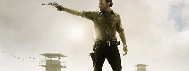 Rick Grimes (Andrew Lincoln) ist Dreh- und Angelpunkt der Serie.