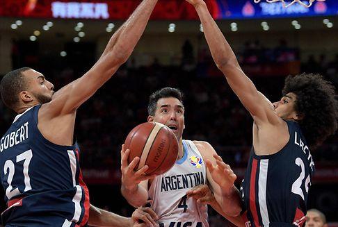 Basketball-WM: Argentinien und Spanien erreichen Finale