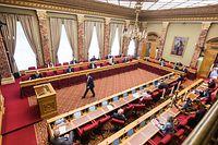 Politik, Chamber: Verlängerung Ausnahmezustand, Foto: Lex Kleren/Luxemburger Wort