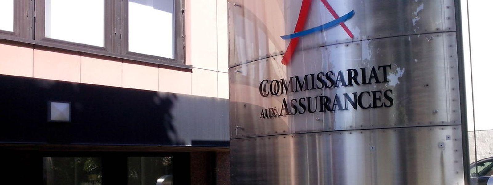 Das Commissariat aux assurances verzeichnet einen weiteren Rückgang.