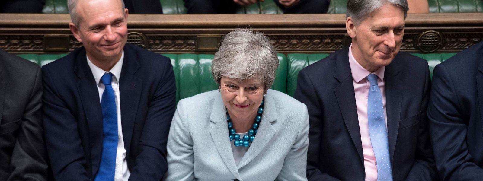 Nouvel échec pour Theresa May face aux députés, lundi soir. Le risque d'un «no deal» pour le Brexit se rapproche encore un peu plus.