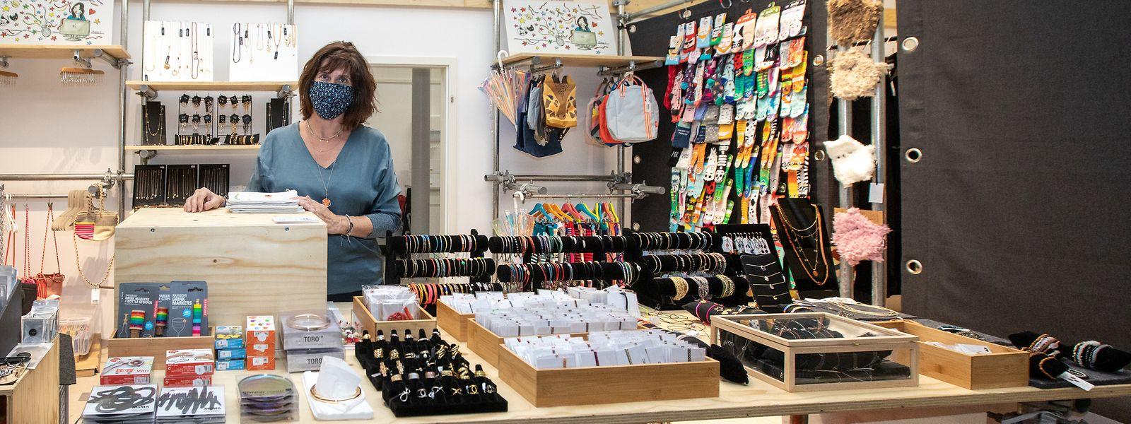 Von Freitag, dem 2. Oktober an, werden sieben Pop-up-Stores in der Escher Rue de l'Alzette zu finden sein.