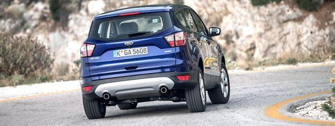 Ford wolle sich verstärkt auf die beliebten Stadtgeländewagen (SUVs) konzentrieren. Auch die Zahl der Händler könnte reduziert werden.