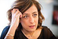 Filmfestival  - Najwa Najjar - Foto : Pierre Matgé/Luxemburger Wort