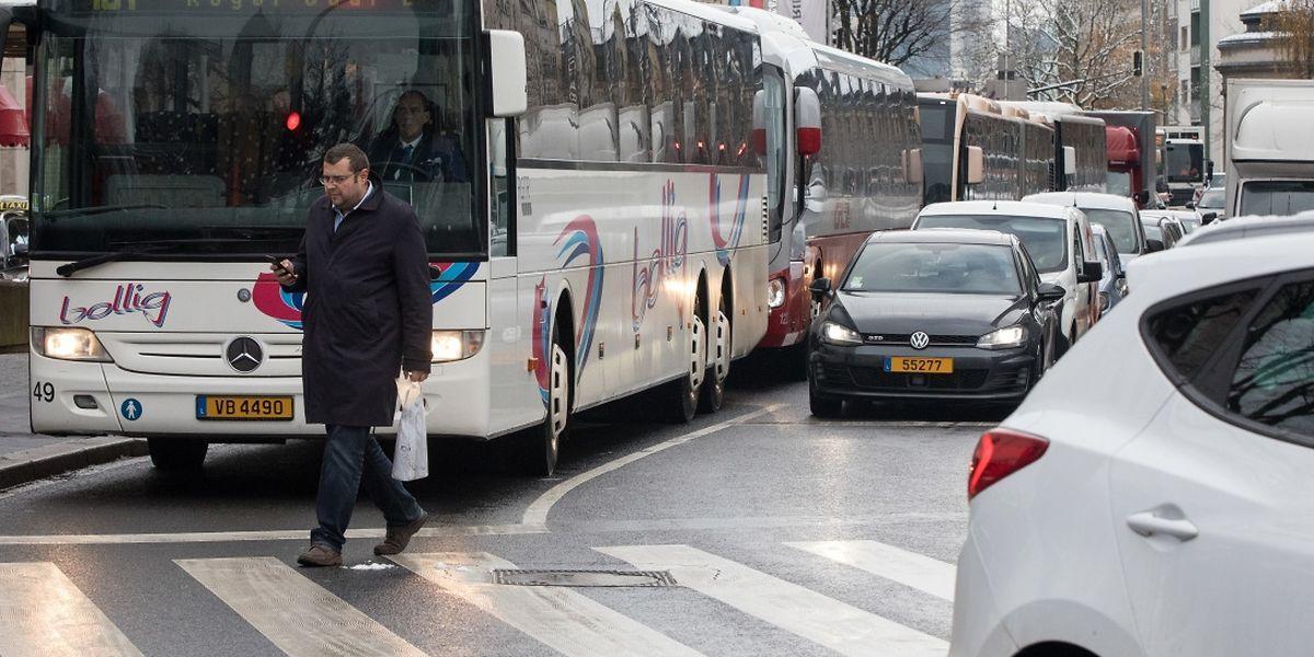 Cette année, le thème «Mix and Move» met en avant la multimobilité et incite les citoyens à utiliser tous les transports publics à leur disposition.