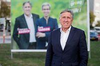 Nachhaltigkeitsminister François Bausch möchte weitere fünf Jahre in der Regierung bleiben und seine Mobilitätsstrategie umsetzen.