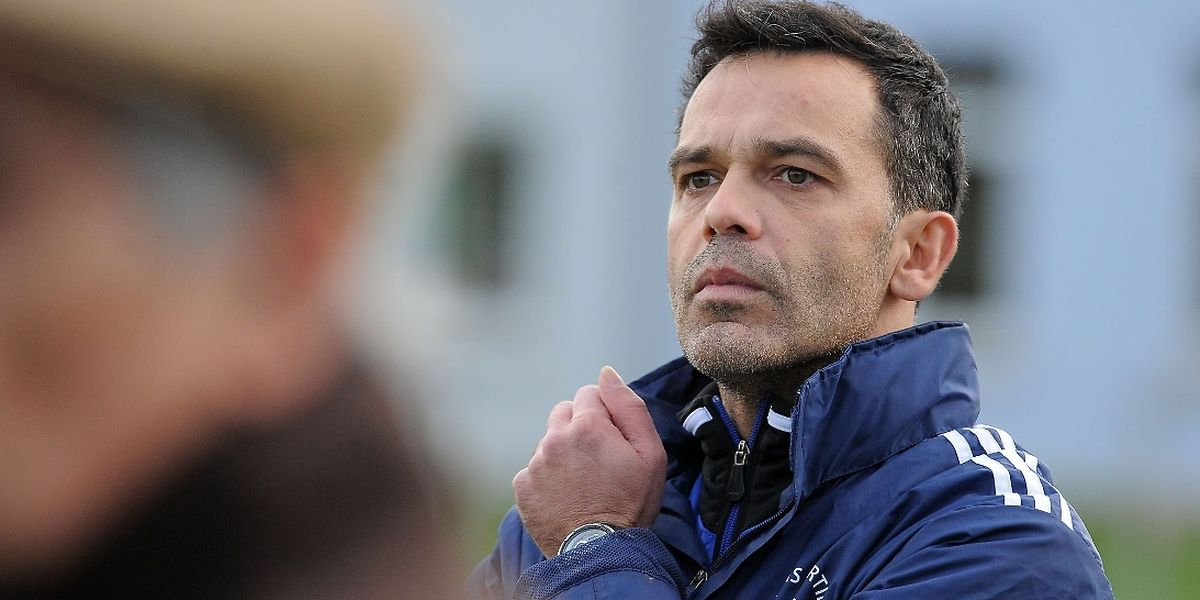 Le coach d'Hosingen,Tun Calcagniti a loué la prestation de Dany Glodt.