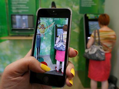 Pokémon Go verhilft Unternehmen zu Aufmerksamkeit.