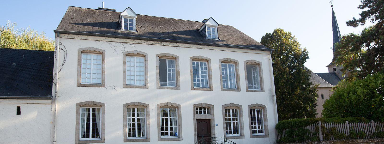 Das ehemalige Pfarrhaus in Waldbredimus ist als neues Rathaus der Fusionsgemeinde auserkoren.