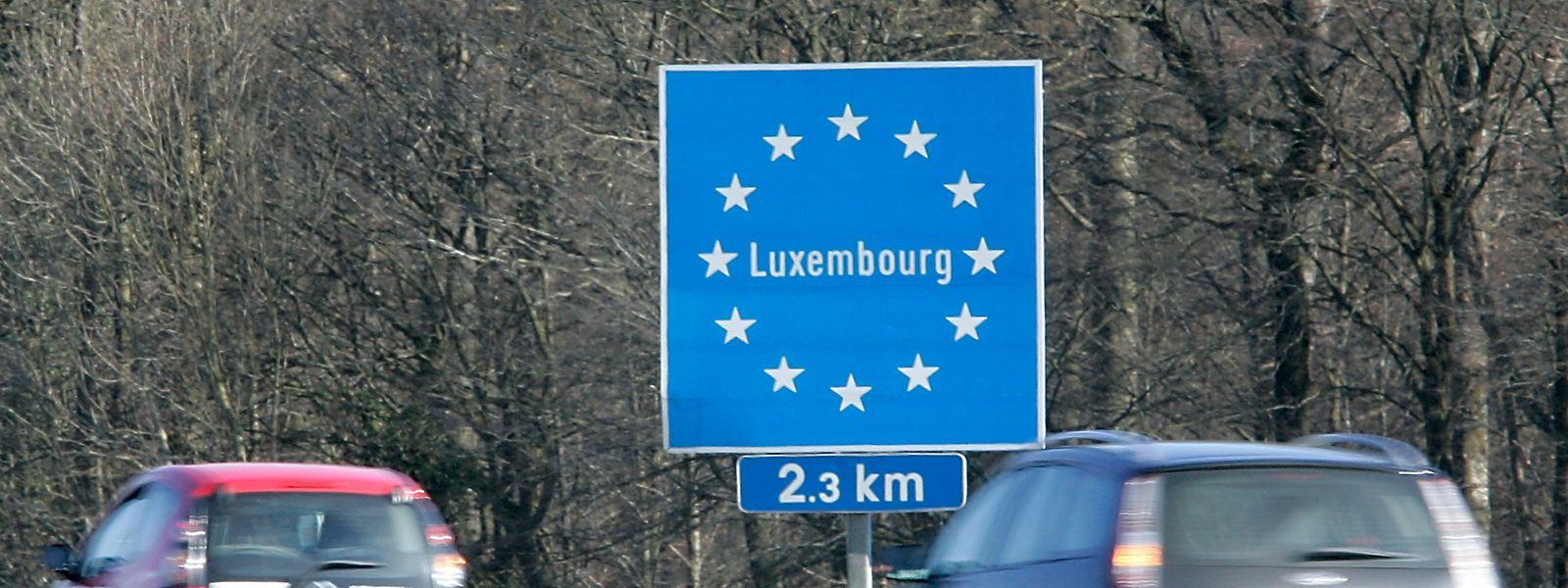 Aktuell arbeiten etwa 50.000 deutsche Pendler im Großherzogtum.