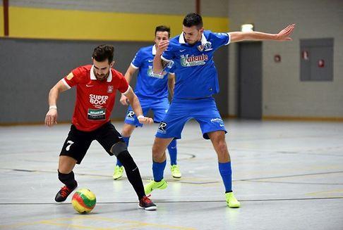Futsal / Demi-finales de la Coupe du Luxembourg: Bettembourg en danger face à Differdange 03