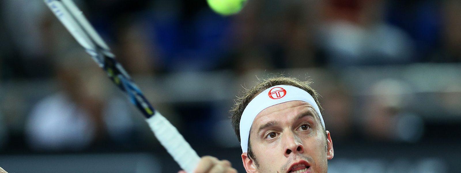 Gilles Muller steht in Sydney im Viertelfinale.