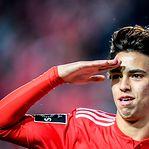 Benfica goleia Marítimo e volta à liderança da Liga