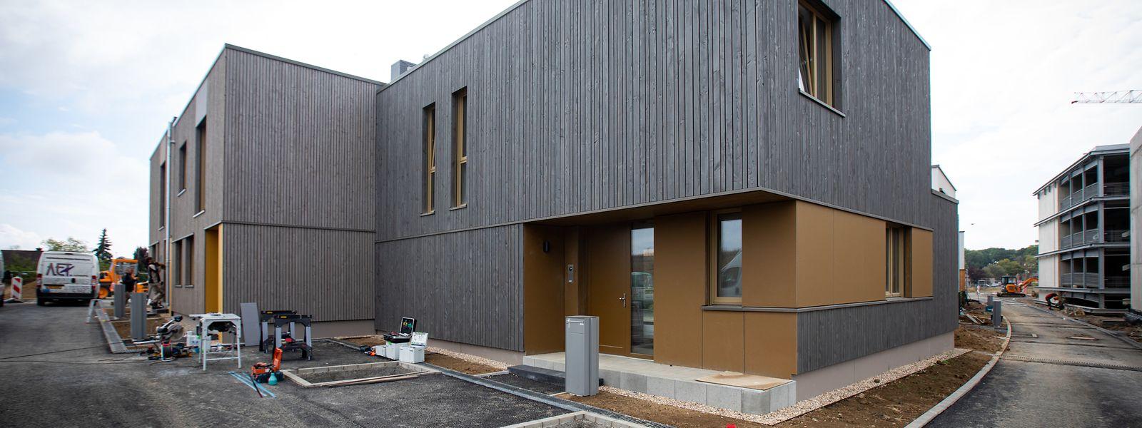 Construits plus rapidement, les logements en bois se heurtent pour l'heure à une absence de réglementation précise, notamment pour les bâtiments en hauteur.