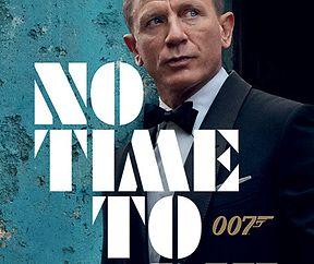 James Bond - No time to die (EN st DE/FR, Fsk 12, 163 min)