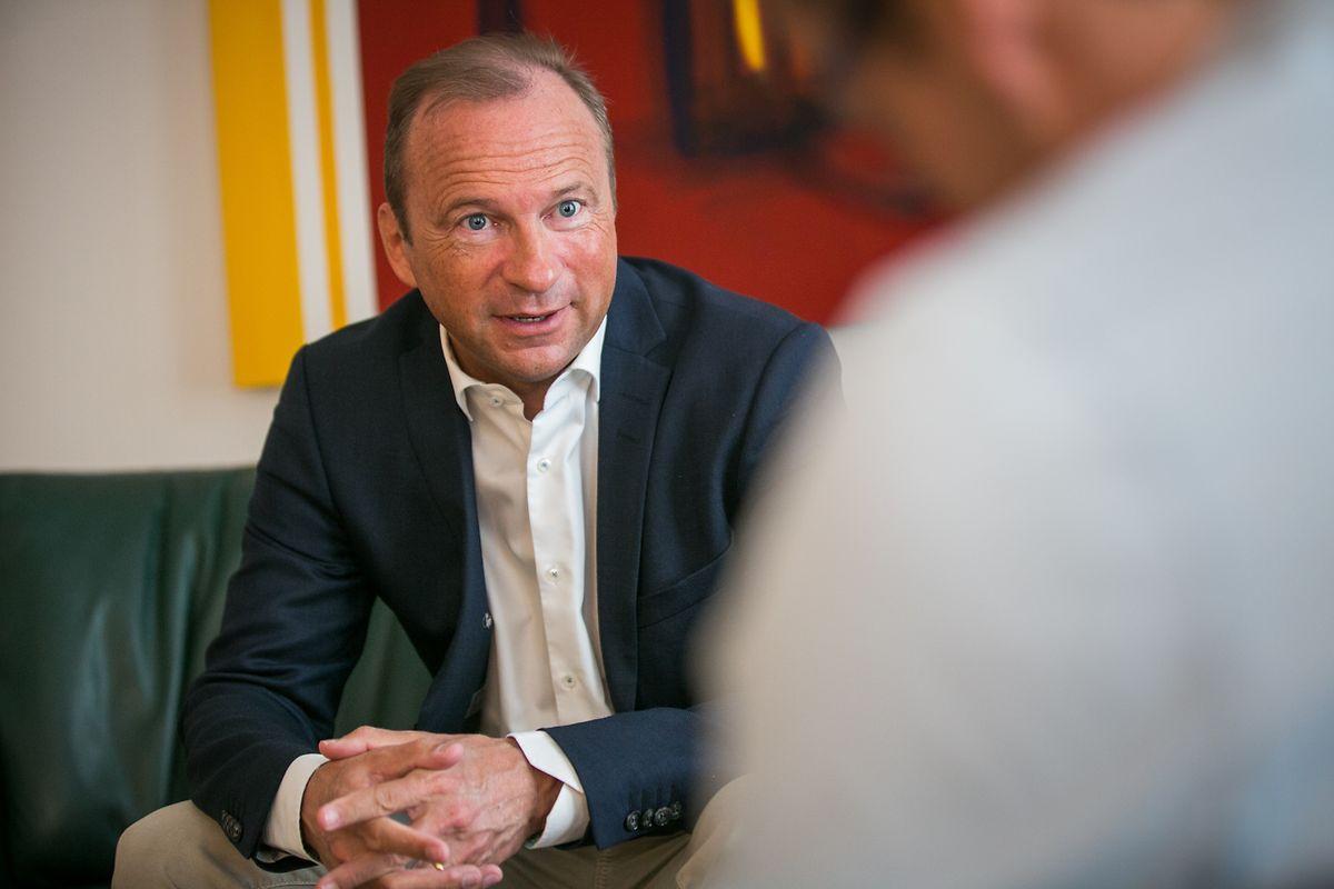 Gilles Roth: «Les coalitions CSV-LSAP étaient normalement de très bons gouvernements qui ont su bien gérer les intérêts du pays.»