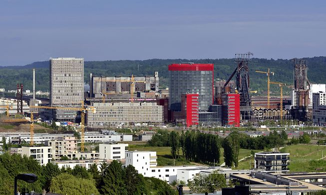 The University of Luxembourg in Belval