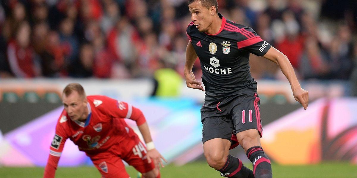 Lima marcou o seu 14° golo na Liga