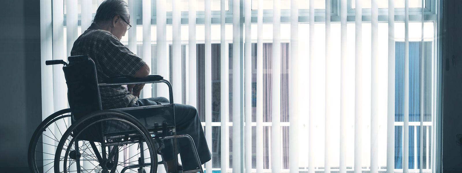 Anfang Juli hatten drei Organisationen auf Missstände in Behindertenstrukturen aufmerksam gemacht. Der Bürgerbeauftragten aber sind die Hände gebunden. Sie darf dort nicht intervenieren.