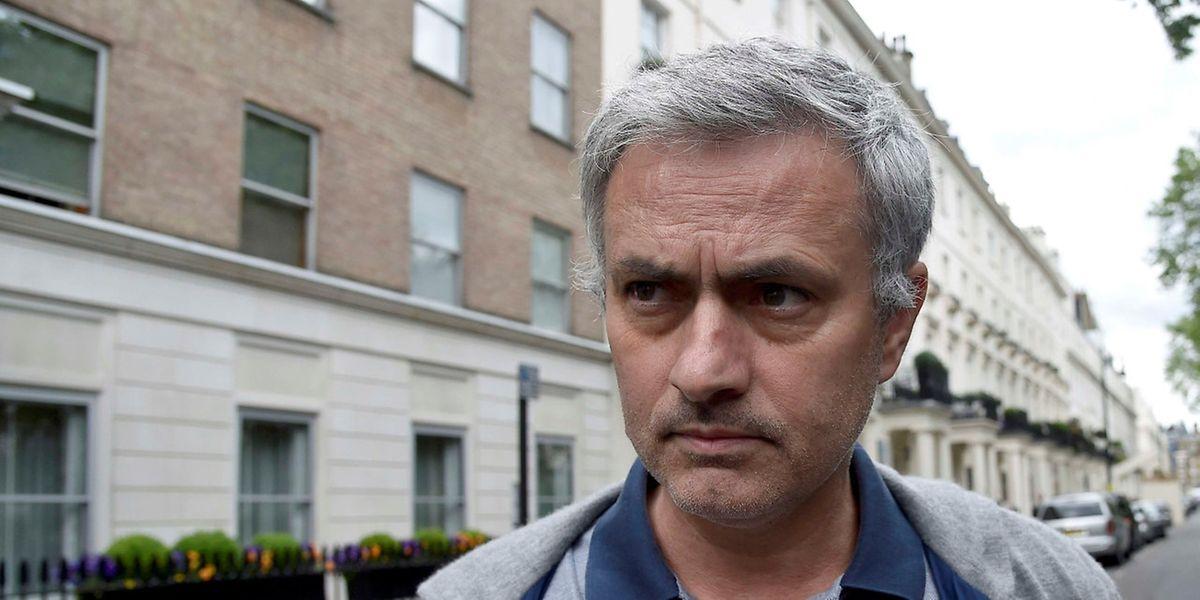 José Mourinho wird als Nachfolger von Louis van Gaal gehandelt.