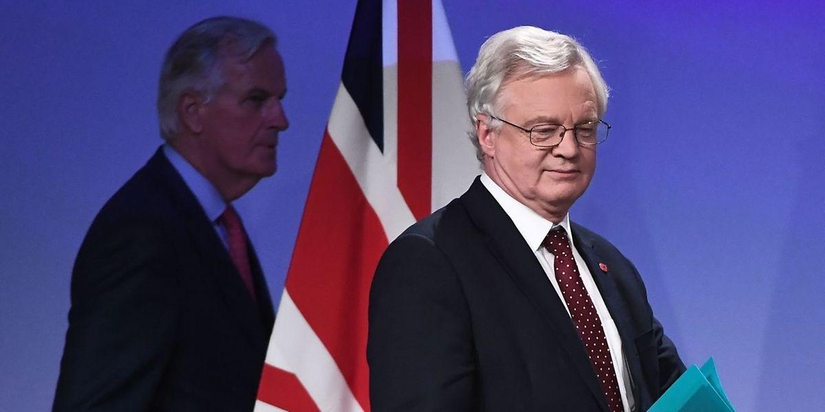 Die meisten Wirtschaftsbosse bezweifeln, dass Brexit-Chefunterhändler David Davis bis Jahresende einen Deal zustande bringen wird.
