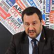 """Es ist unwahrscheinlich, dass Matteo Salvini den Begriff """"Achse Berlin-Rom"""" vorher noch nie gehört hat."""