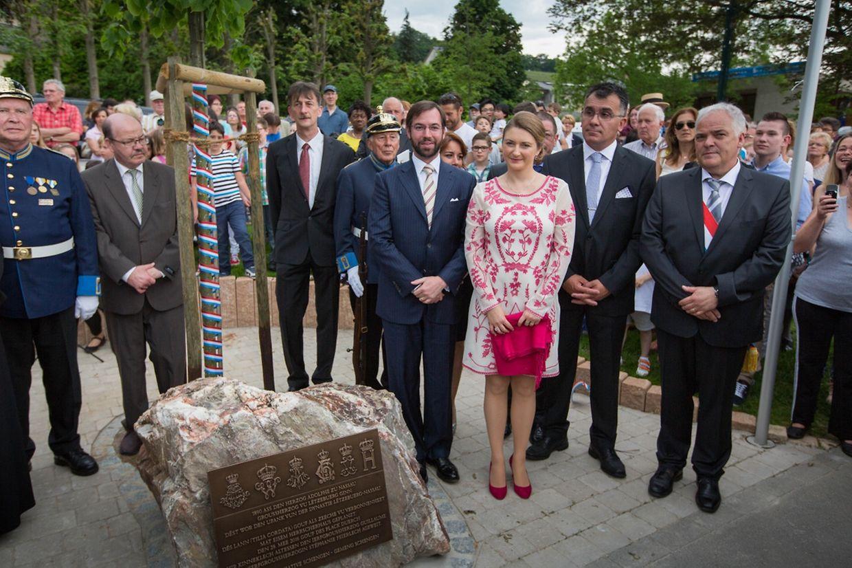 Feierstunde 125 Jahre Dynastie Luxemburg-Nassau