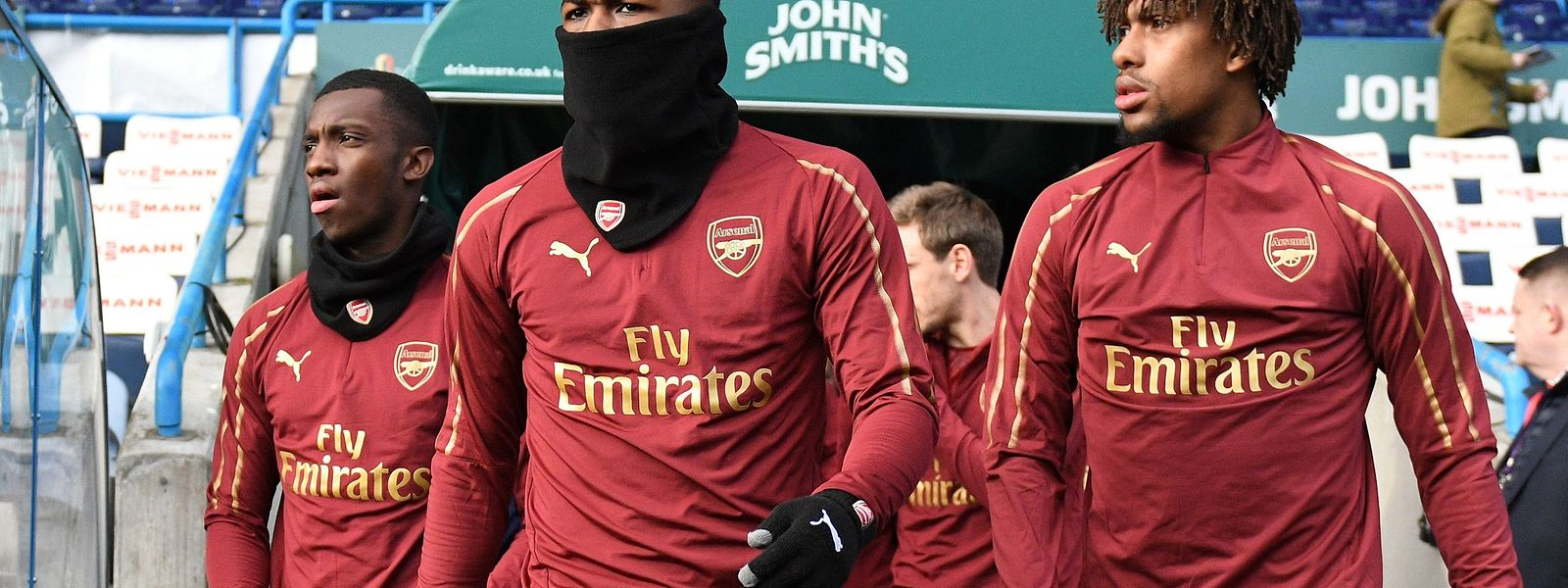 Ainsley Maitland-Niles et le Nigérian Alex Iwobi seront en déplacement au BATE Borisov avec Arsenal, ce jeudi en Europa League