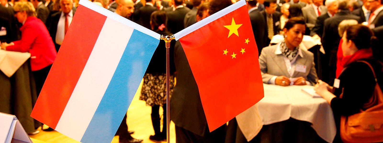 La coopération entre la Chine et le Luxembourg est de grande envergure