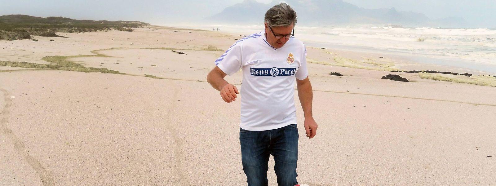 Mike Frantz lebt in Kapstadt und organisiert individuelle Reisen.
