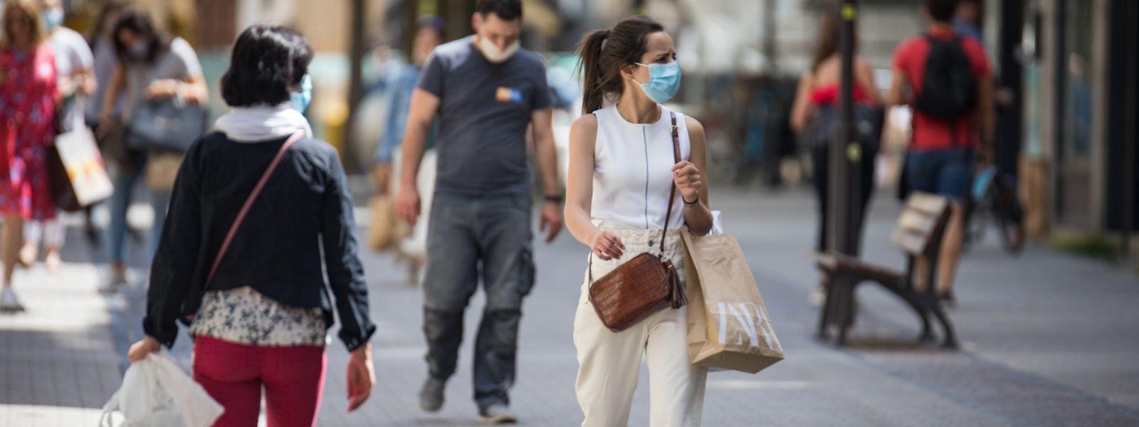 Die Maskenpflicht gilt auch dann noch, wenn der Ausnahmezustand, in dem sich das Land seit dem 18. März befindet, längst vorüber ist.