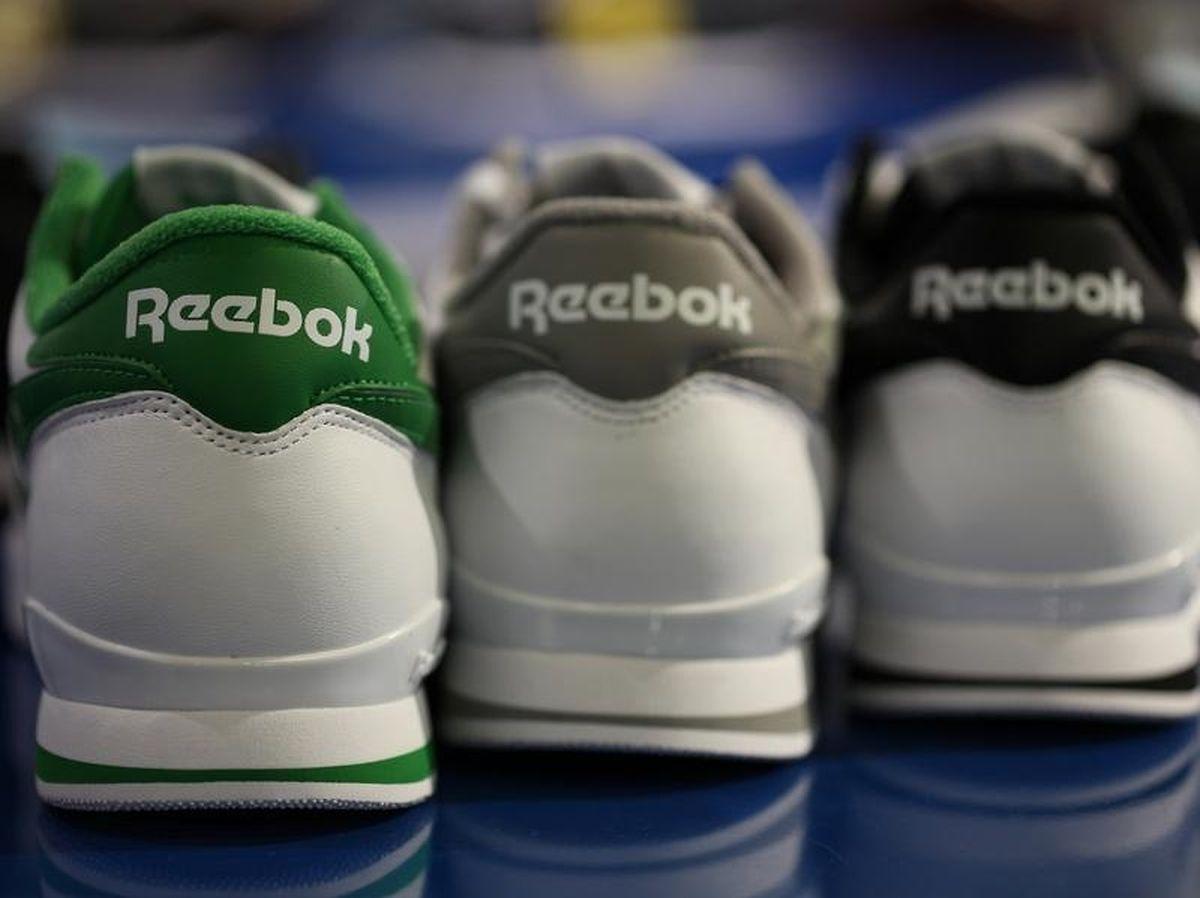 Reebok ist die US-Tocher des Sportartikelherstellers Adidas.