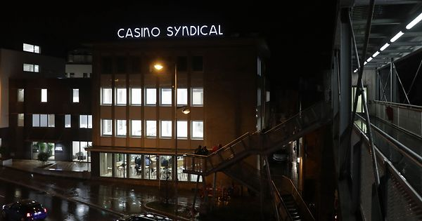 Das Casino Syndical wird royal