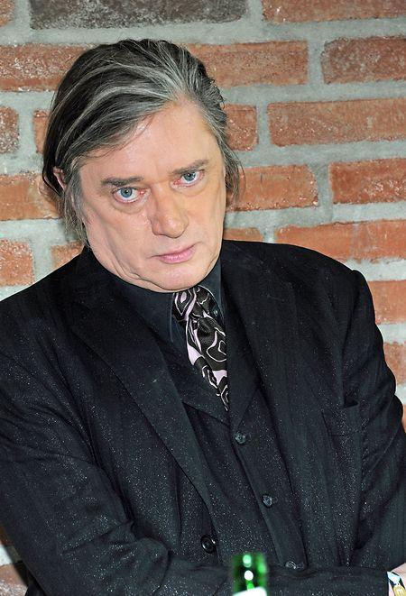 Der Musiker Blixa Bargeld