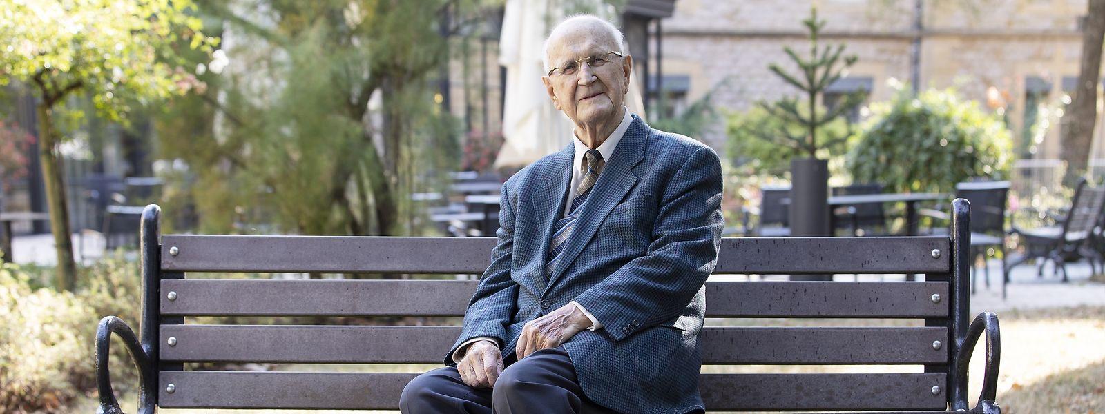 Pierre Nimax senior (1930-2021) war eine der prägenden Gestalten der jüngeren luxemburgischen Militärmusikgeschichte.