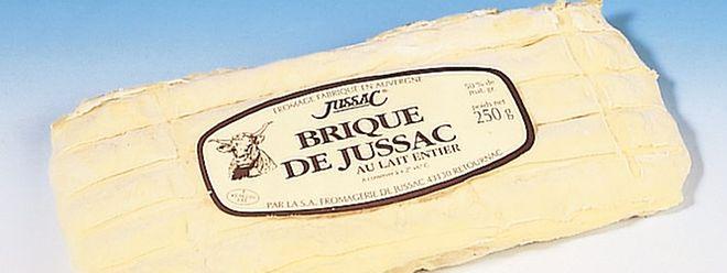 Beim Brique de Jussac wurde ein Listerien-Kontamination festgestellt.