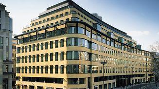 Deutsche Bank London HQ offices