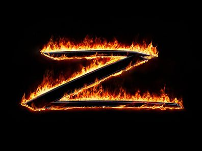 The Zorro logo
