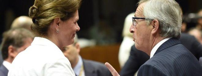 Jean-Claude Juncker rencontrera cette semaine chacun des candidats proposés par les Etats pour former sa Commission.