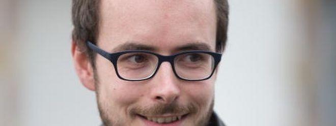Von der luxemburgischen Justiz angeklagt, vom Europaparlament nominiert: Antoine Deltour