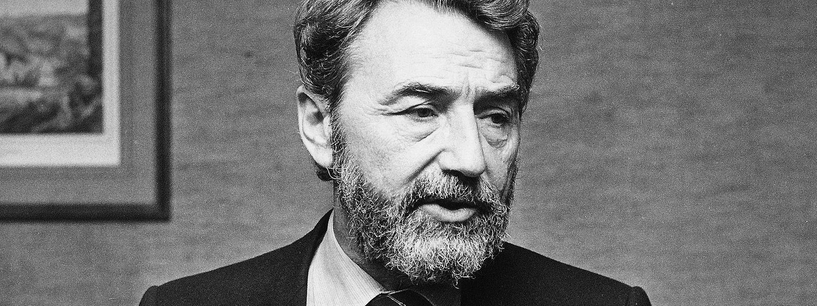 Marcel Mart im Jahr 1981.