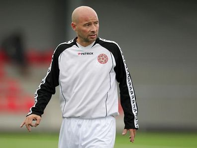 Vincent di Gennaro (Trainer Merl)