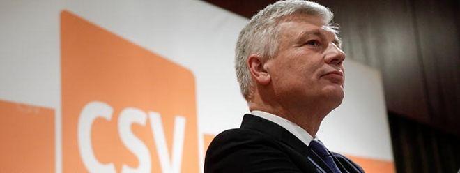 CSV-Fraktionschef Claude Wiseler ist der Ansicht, dass die Regierung auseinandergedriftet ist und keine gemeinsame Linie mehr hat.