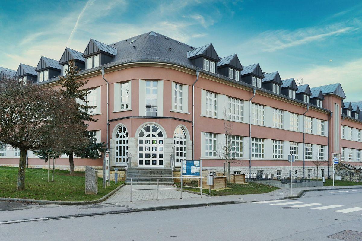 The Albert-Wingert school in Schifflange Photo: Dino Ruffato