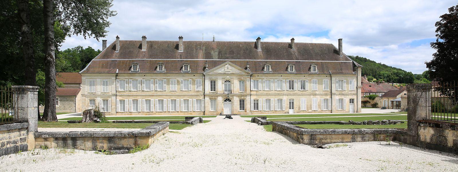 L'abbaye d'Auberive a été fondée par Bernard de Clairvaux.