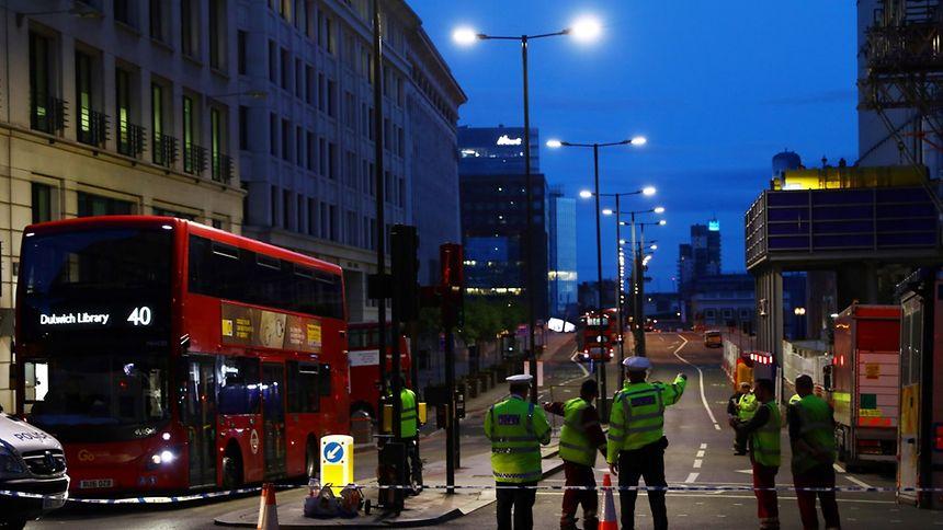 Polizei identifiziert zwei der Attentäter von London
