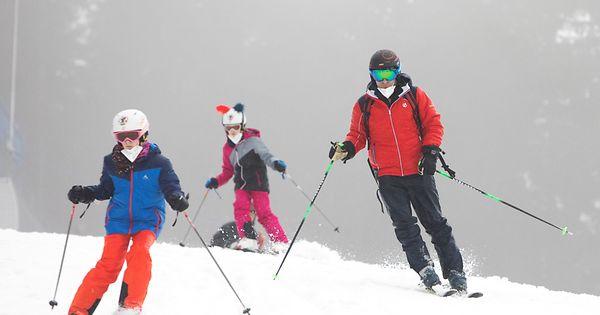Andrang und Verkehrschaos in Wintersportregionen Österreichs